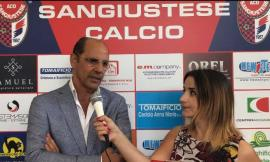 Sangiustese Calcio, intervistato il Direttore Generale Cossu all'antivigilia di campionato