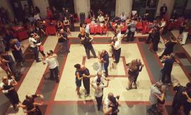Macerata, tante emozioni con l'Accademia del Tango