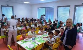 San Severino, il sindaco fa visita agli studenti