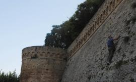 Sabato 22 primo evento di climbing urbano a Recanati a cura dell'Associazione Whats Art