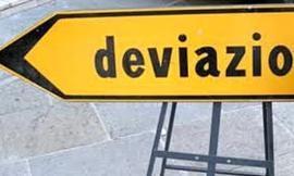 Recanati, lavori in via Spazzacamino: modifiche alla viabilità