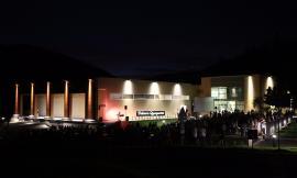 Festa a Serrapetrona per i 60 anni della famiglia Quacquarini (Foto)