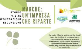 """A Serrapetrona la quarta tappa di """"Marche: un'impresa che riparte"""""""