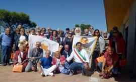 San Ginesio, camperisti da tutta Italia per la festa del PleinAir