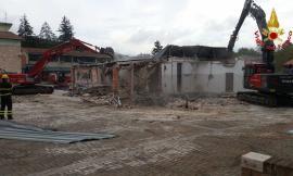 Al via lavori di demolizione nei comuni di Muccia e Pieve Torina