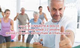 """Anche a Treia """"Sport senza età"""": si inizia il 22 ottobre"""