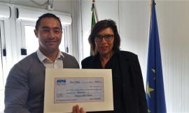 Pieve Torina: l'Avis dona 9000 euro alla scuola materna