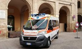 Morrovalle e Montecosaro, nuova ambulanza per la Croce Verde