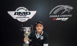 È marchigiano il miglior costruttore di moto artigianali del mondo: Lorenzo Fugaroli vince a Colonia