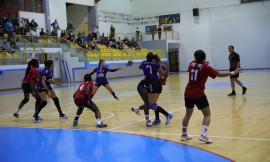 Pallamano Cingoli, la Serie A2 Femminile vince la prima giornata di campionato contro il Padova