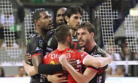 Domenica alle 18 Lube-Ravenna, torna il grande volley all'Eurosuole Forum