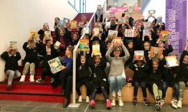 "Una ""bibliotechina"" per i bambini di Pieve Torina dall'Ordine degli Infermieri di Macerata"