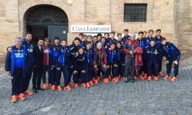 Recanati pronta a colorarsi di azzurro: al Tubaldi due amichevoli della nazionale di calcio under 19