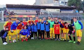 Serie D, terza vittoria per la Recanatese