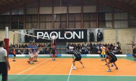 Volley Serie C, il primo derby di Appignano va alla Paoloni