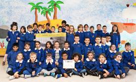 """San Ginesio, la Scuola Primaria """"Delia e Filippo Costantini"""" premiata con la Medaglia d'oro stellata"""