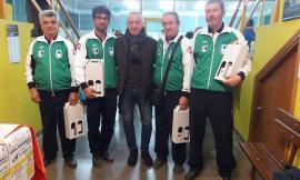 """Bocce: il trofeo """"Fratelli Coppari"""" ai Settempedani Piermattei"""