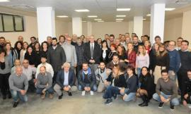 Terremoto, Ceriscioli incontra ingegneri, architetti e tecnici a Caccamo di Serrapetrona