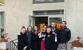 I Giovani di Confindustria Macerata in visita alla Luisa Spagnoli