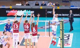 Volley Potentino, l'opposto Paoletti in Piemonte da ex