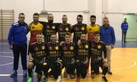 Calcio a 5, il Futsal Potenza Picena sconfitta a Jesi
