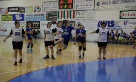 Torna alla vittoria la squadra di Serie A2 Femminile della Polisportiva Cingoli