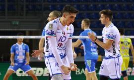 Volley, La GoldenPlast Potenza Picena si impone contro Alessano