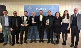 """Confindustria Macerata, assegnati i premi per """"Giovane Imprenditore"""", """"Imprenditore Giovane"""" e """"Tecnologia e Innovazione"""" 2018"""