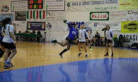 Pallamano, Serie A2 femminile: Cingoli batte Ferrara al Pala Quaresima