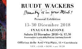 Corridonia, all'Officina delle Arti la personale di Ruud Wackers