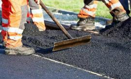 Civitanova, via Piave: il maltempo impedisce il completamento dell'asfaltatura entro i termini previsti