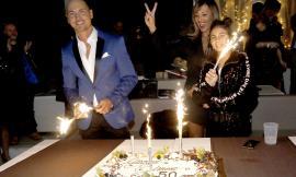 Cinquanta candeline per Simone Santoro: la festa al Batik - FOTO