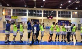 Civitanova basket, la Feba superato l'incidente, torna sul proprio parquet e vince contro Forlì