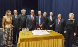 Macerata, Filarmonica in festa a duecentodieci anni dalla fondazione