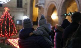 Montecassiano si immerge nella magia del Natale (FOTO)
