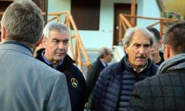 """Terremoto, Borrelli ammette: """"Le casette di emergenza non sono la soluzione giusta"""""""