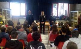 Apiro, carabinieri a scuola per parlare di cyberbullismo