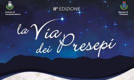 """""""La Via dei Presepi"""": fino al 6 gennaio oltre 70 presepi visitabili da Pievefavera a Montalto"""