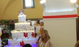 Cingoli, si rinnova la tradizione del Pranzo di Natale all'istituto alberghiero (FOTO)