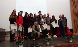 Macerata, All'ITC tradizionale consegna di diplomi agli studenti dell'anno scolastico 2017-2018