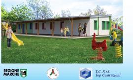 """Sarnano, il 28 dicembre sarà inaugurato il nuovo Centro per l'Infanzia """"Bimbi a bordo"""""""