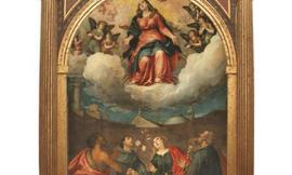 Lorenzo Lotto: il gioiello della Pala dell'Assunta a Mogliano