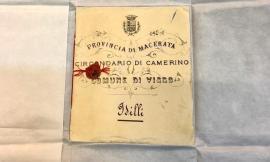 """Recanati, Emozionarsi di fronte all'""""Infinito"""": a Villa Colloredo Mels fino al 19 maggio il manoscritto originale"""
