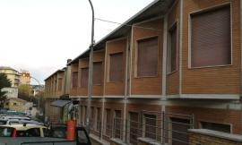 Studio di vulnerabilità sismica: chiuso il padiglione della scuola media in via precauzionale