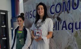 """Nuoto: Tolentino subito protagonista al meeting """"Città di L'Aquila"""""""