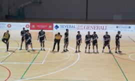Giornata no per la Polisportiva Cingoli: sconfitta da Trieste per 27 a 22