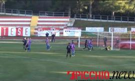 Hr Maceratese-Atletico Azzurra Colli 2-2: la sintesi (VIDEO)