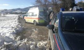 Incidente di San Severino. Ritrovata in una scarpata a Serrapetrona l'auto del 38enne