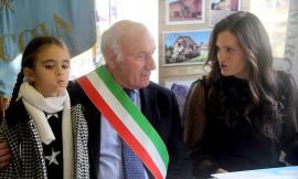 Fondazione Andrea Bocelli a Muccia: aperto il cantiere per una nuova scuola (FOTO e VIDEO)