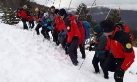 """Frontignano, grande successo per l'evento """"Sicuri sulla Neve"""" (FOTO)"""